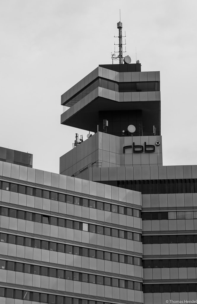 "RBB - TV and radio station ""Rundfunk Berlin-Brandenburg"""