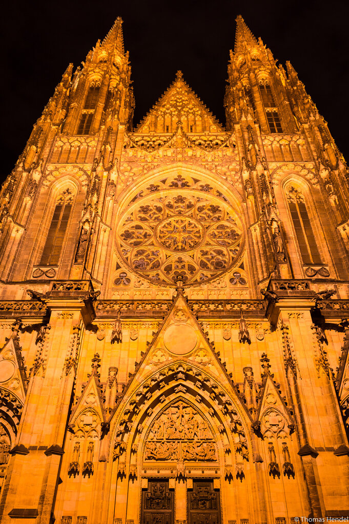 The Golden Cathedral.