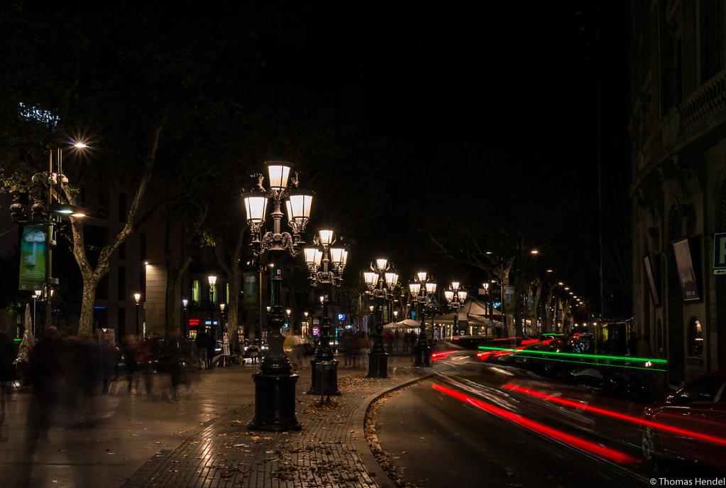 Nightly Rush Hour.