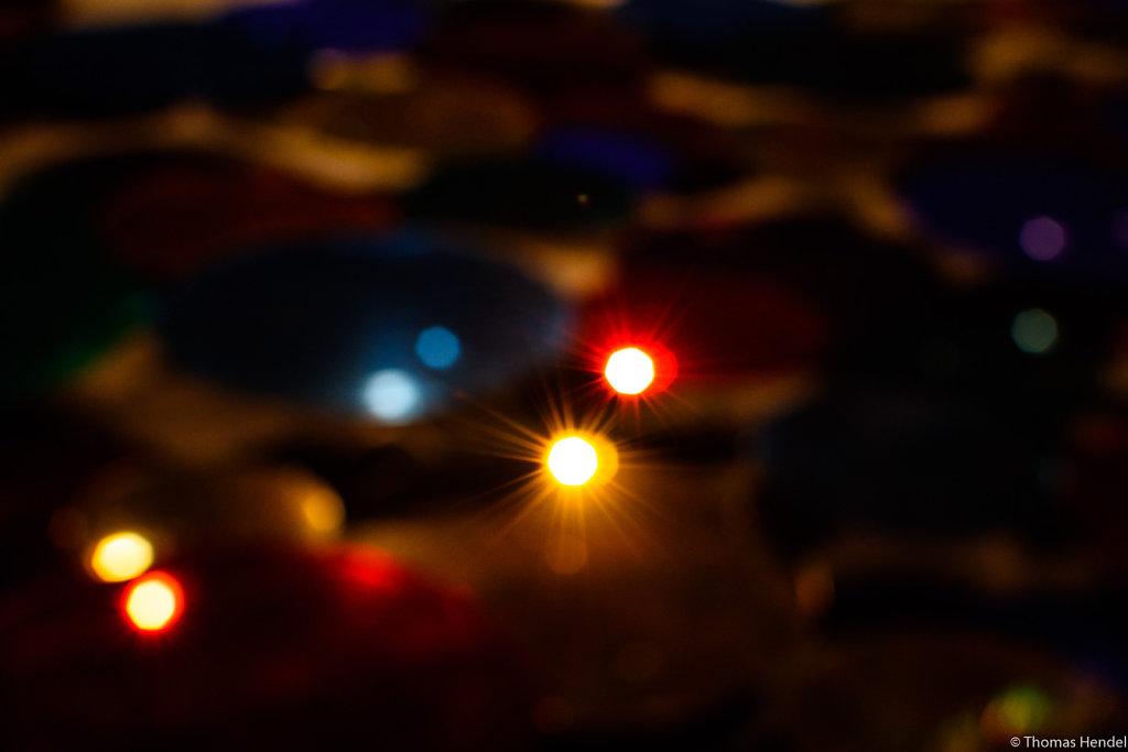 Spotlights.