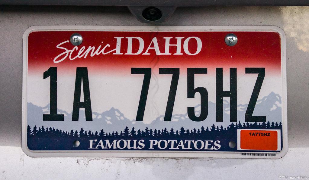 Famous Potatoes!